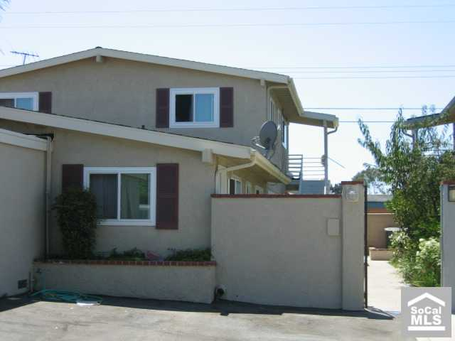A triplex on Rutgers Drive in Costa Mesa real estate