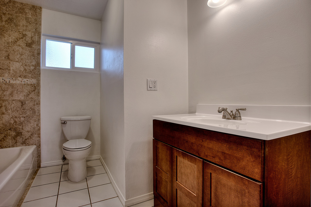 3116 Van Buren-Downstairs Hall Bath