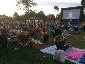 movies in the park-costa mesa real estate