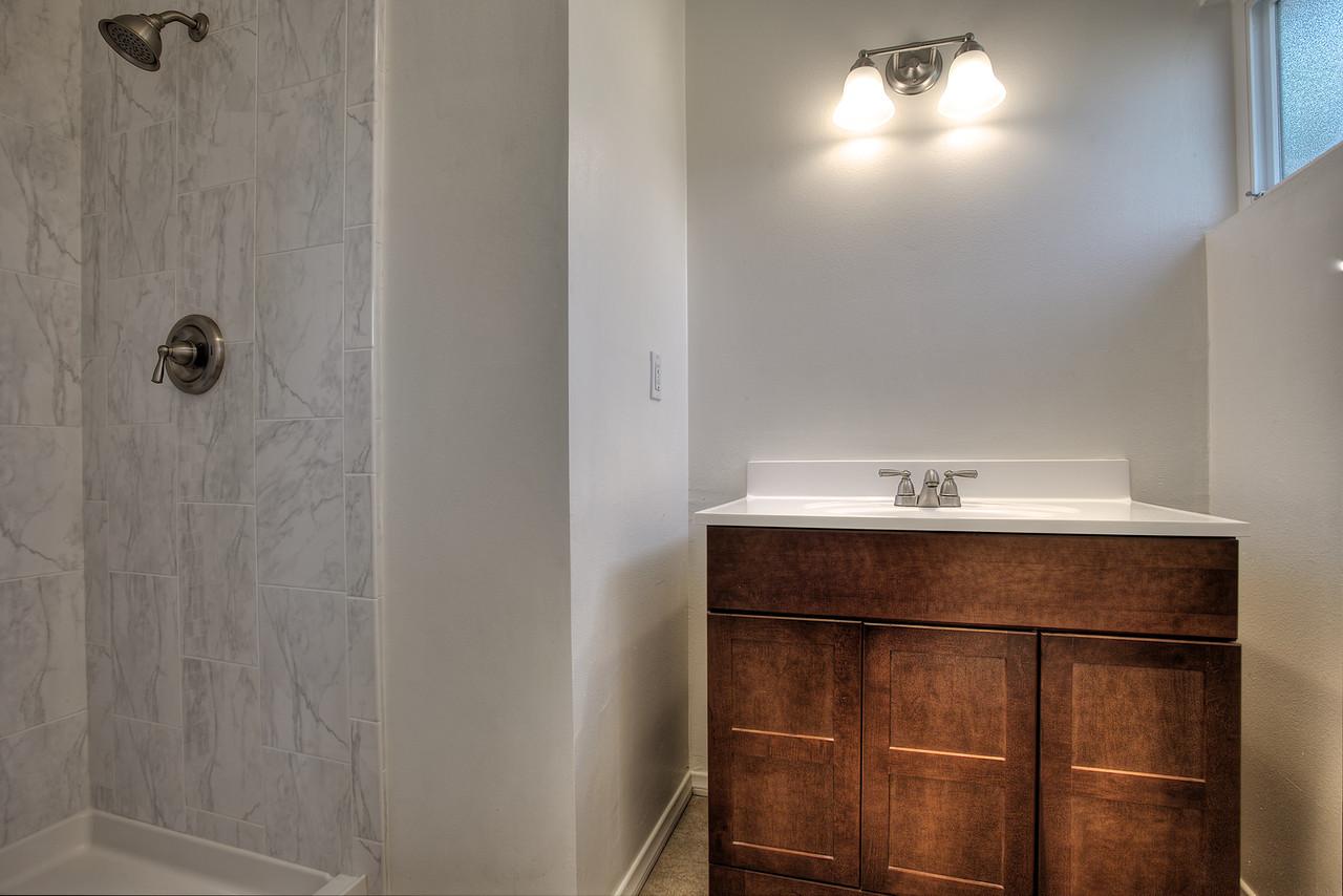 3116 Van Buren-Downstairs Master Bath