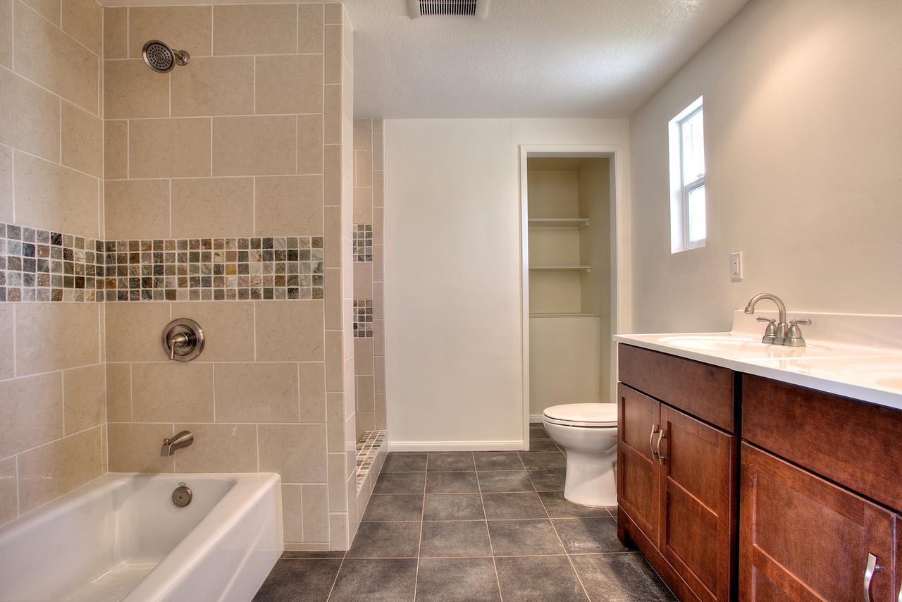 3116 Van Buren-Upstairs Master Bath